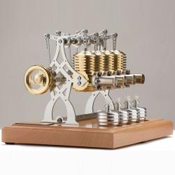 Stirling Engine HB28 - Big...