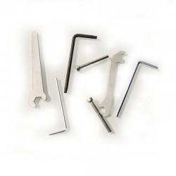 HB-ROLL2 Werkzeugset
