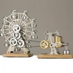 Stirling Engine HB12 - Big...