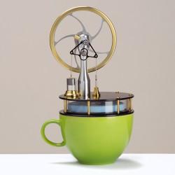 Stirling Engine HB6-Tea-Time